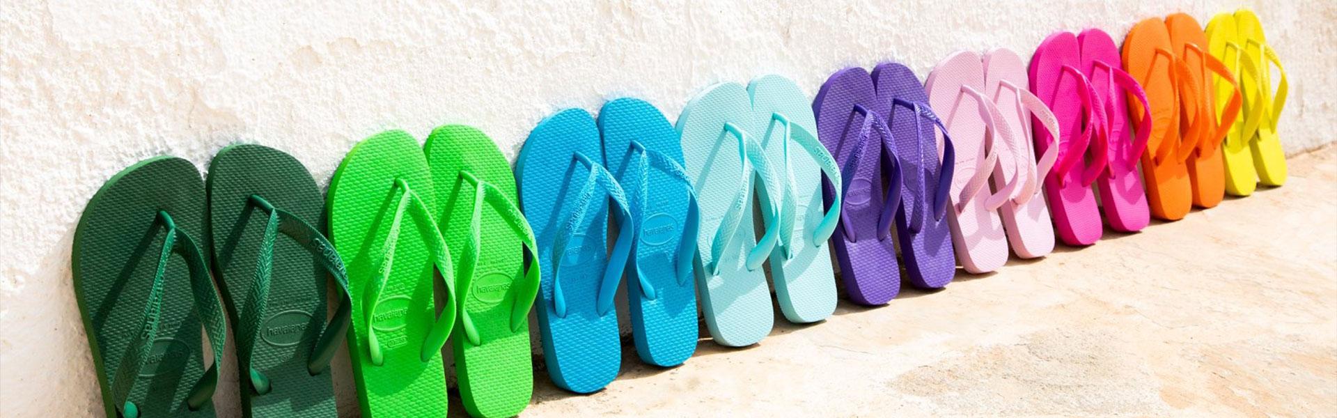 Добредојдовте Havaianas: Колоритни апостолки за најзабавно лето!