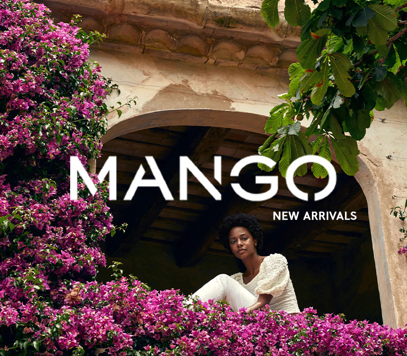 MANGO new arrivals