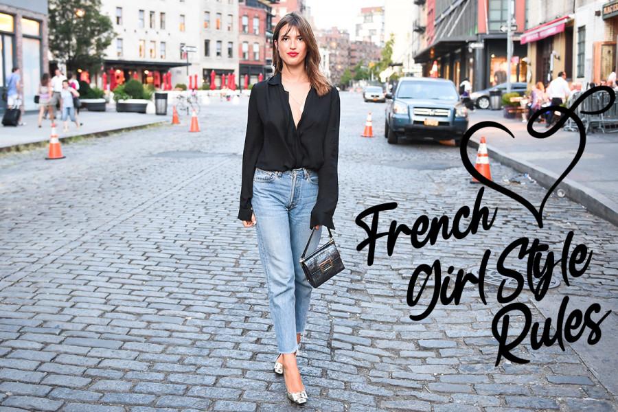 Тренди есен по примерот на стилските Французинки
