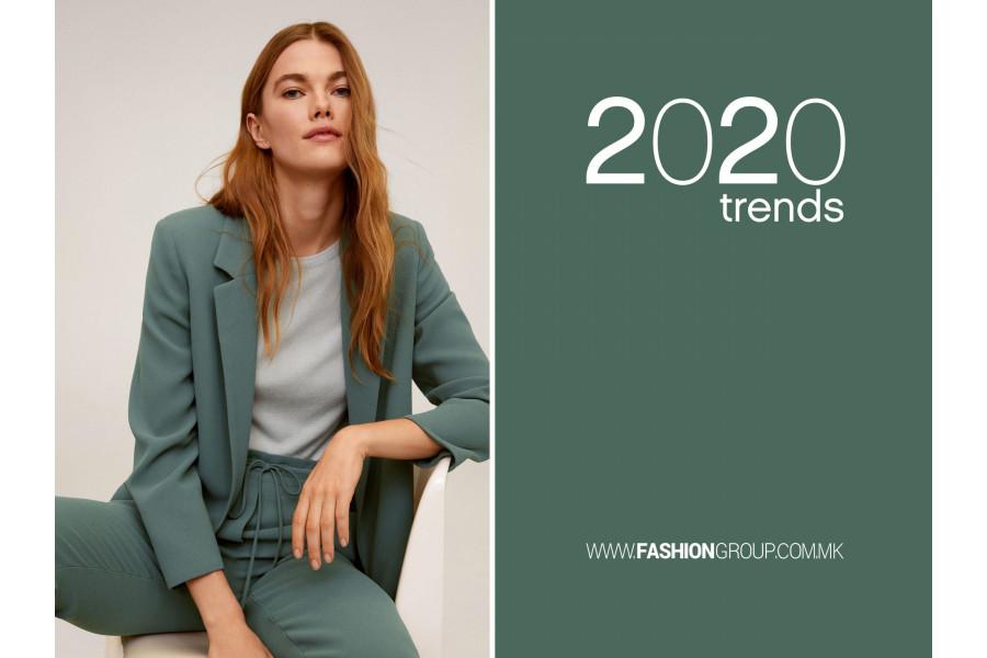 Сите трендови за 2020 што треба да ги знаете
