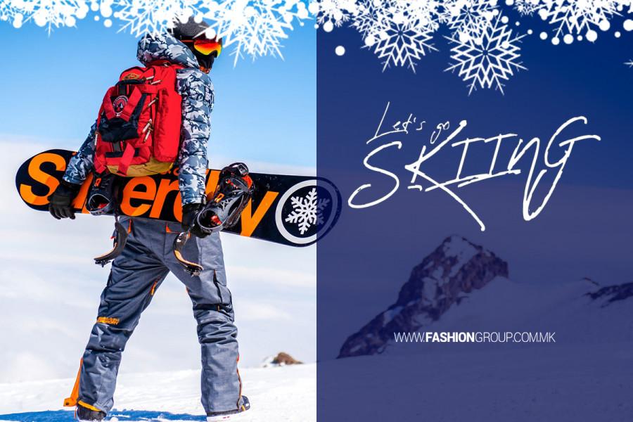 Викендов одиме на скијање во парчиња на супер намалување!