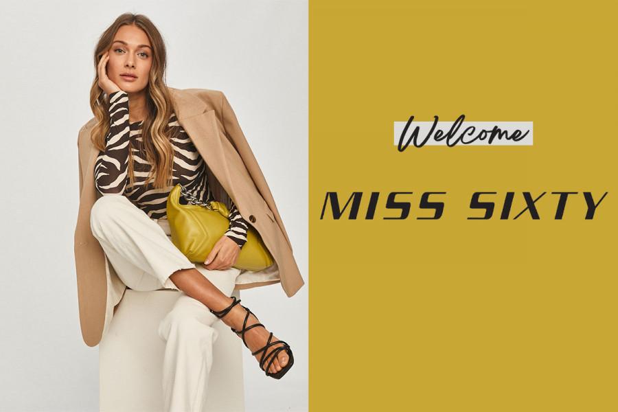 Овој петок е идеален да се запознаете со шик парчињата на Miss Sixty!