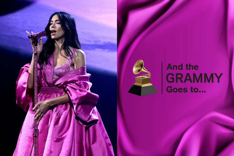 Најдобро облечените ѕвезди на доделувањето на Греми наградите