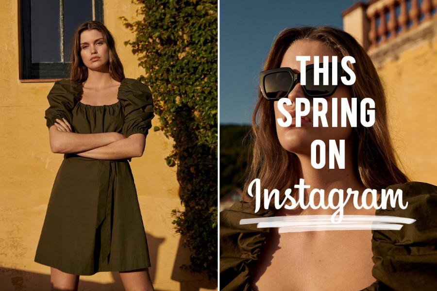 """Што се """"носи"""" оваа пролет на Инстаграм?"""
