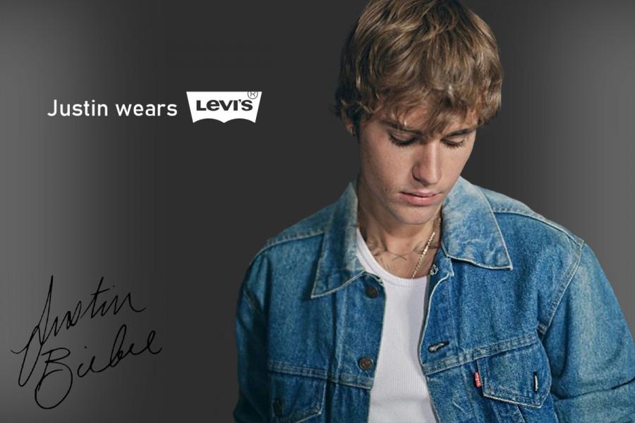 Носиме Levi's по примерот на Џастин Бибер