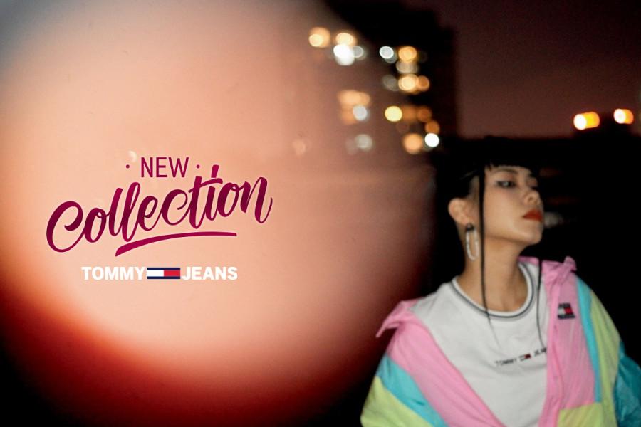 Новата колекција на Tommy Jeans е поколоритна од кога и да е!