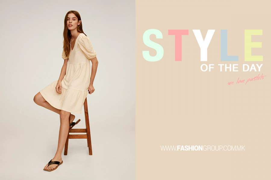 Style of the day- Cute pastel outfits!