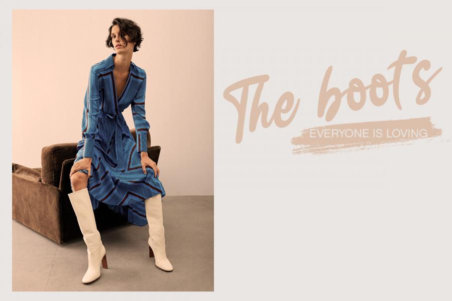 Сите омилени чизми на трендсетерките сега достапни во Fashion Group!