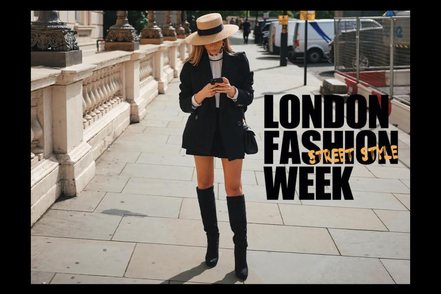 Лондонските улици најавија што ќе носиме следната пролет!