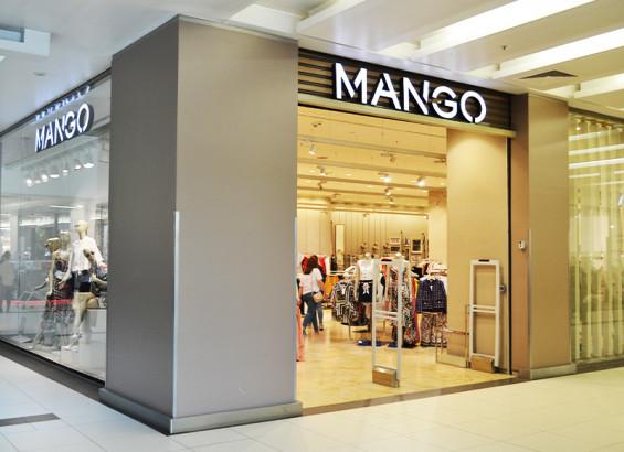 MANGO Сити мол