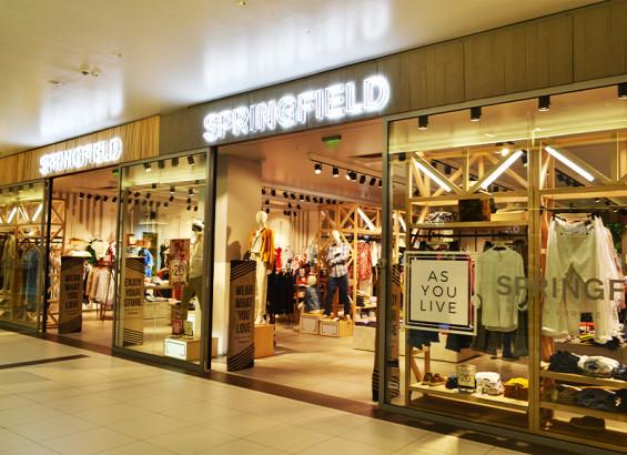 SPRINGFIELD Сити мол