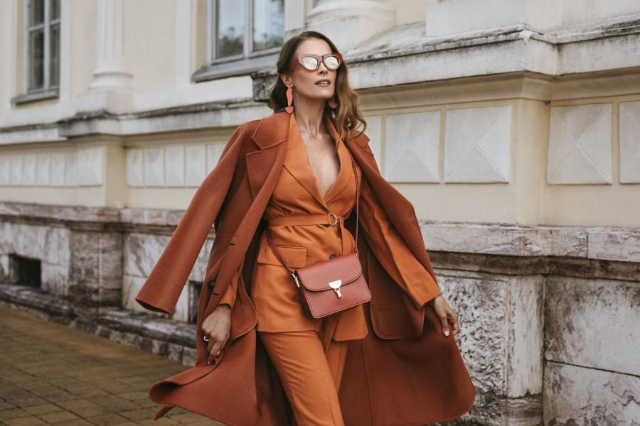 Есенска модна инспирација - Каролина и Манго